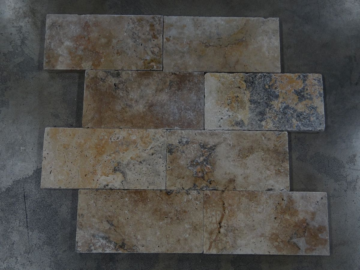 Travertines - Art of Natural Stone | Jacksonville, FL | Stone Work